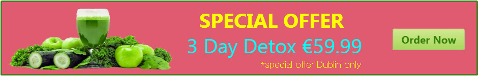 Special Offer - 3 Day Detox €59.99